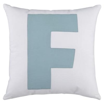 "ABC ""F"" Pillow"