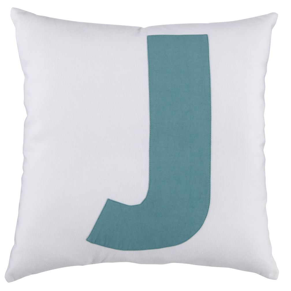 ABC &quot;J&quot; Pillow