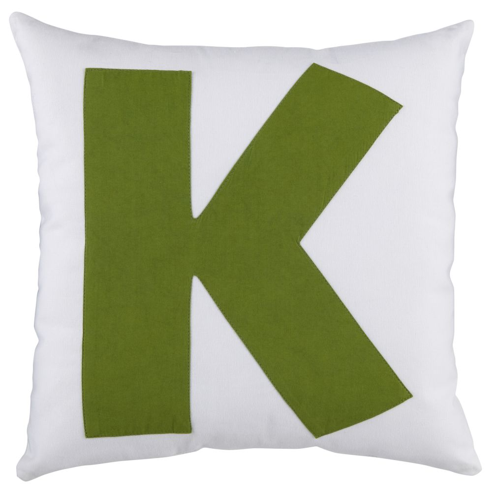 "ABC ""K"" Pillow"