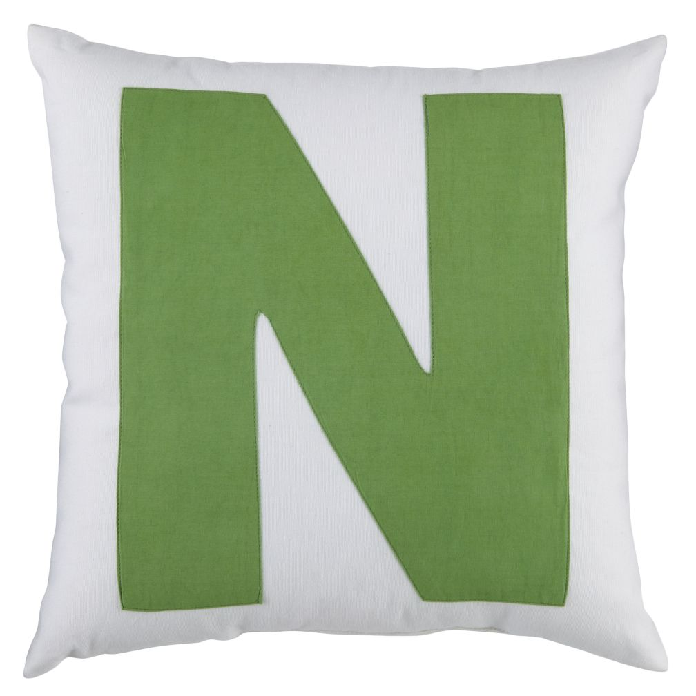 ABC &quot;N&quot; Pillow