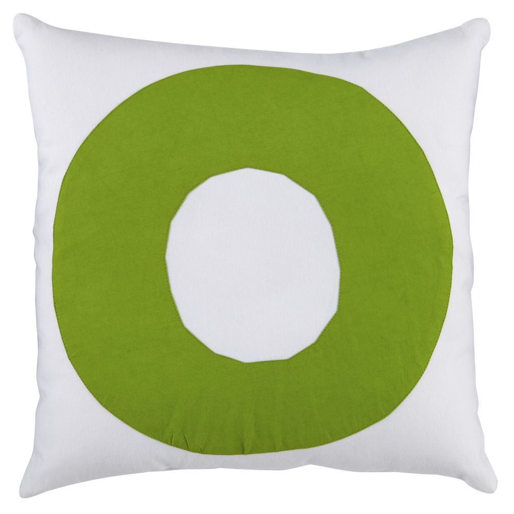 "ABC ""O"" Pillow"