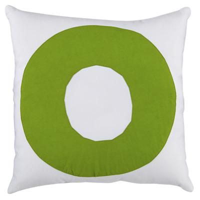 ABC Throw Pillows (Letter O)