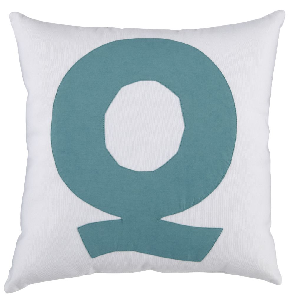 ABC &quot;Q&quot; Pillow