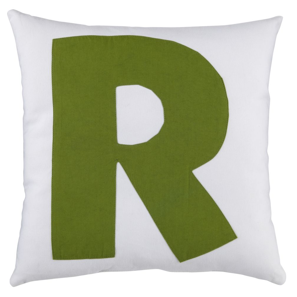 "ABC ""R"" Pillow"