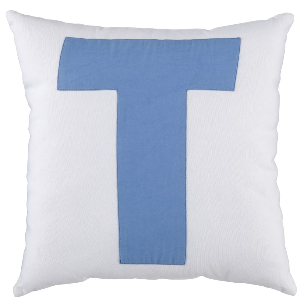 ABC &quot;T&quot; Pillow