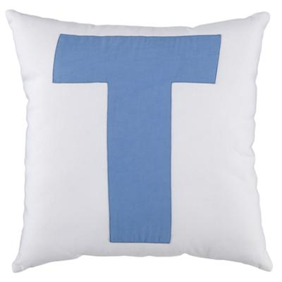 ABC Throw Pillows (Letter T)