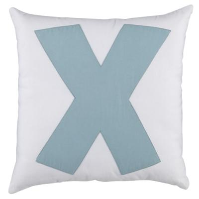 ABC Throw Pillows (Letter X)
