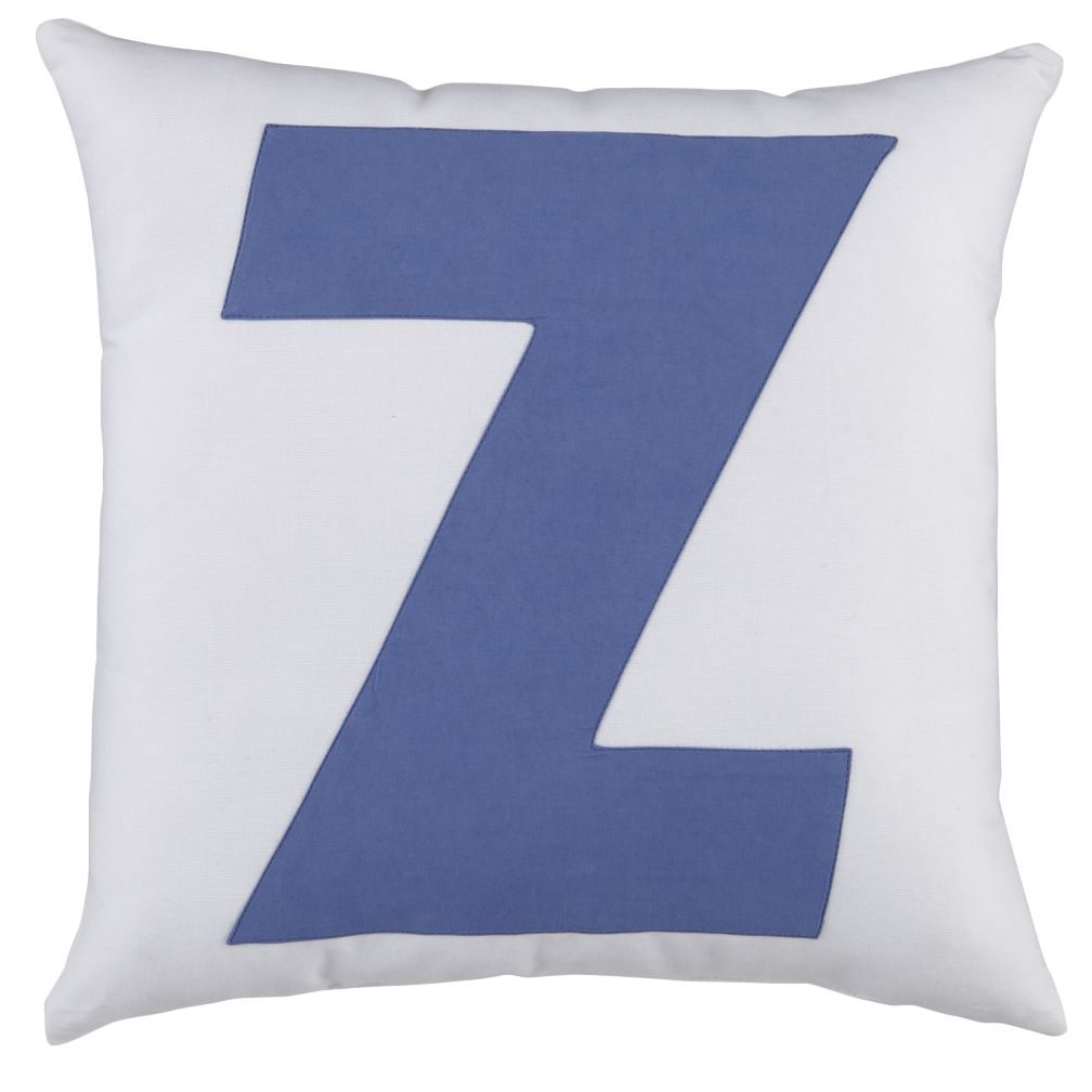 ABC &quot;Z&quot; Pillow