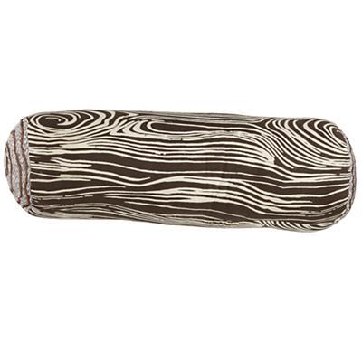 Log Throw Pillow