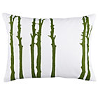 Camp Throw Pillow (Tree)(Includes Cover and Insert)