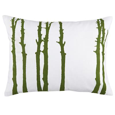 Tree Throw Pillow