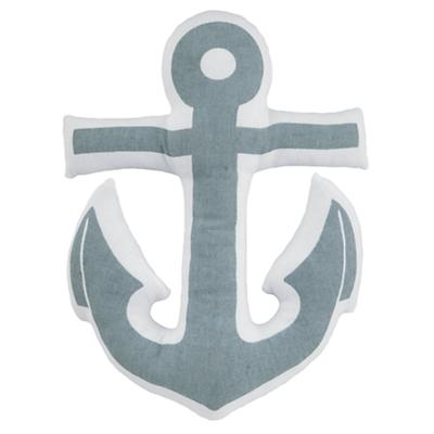 Anchors Away Throw Pillow