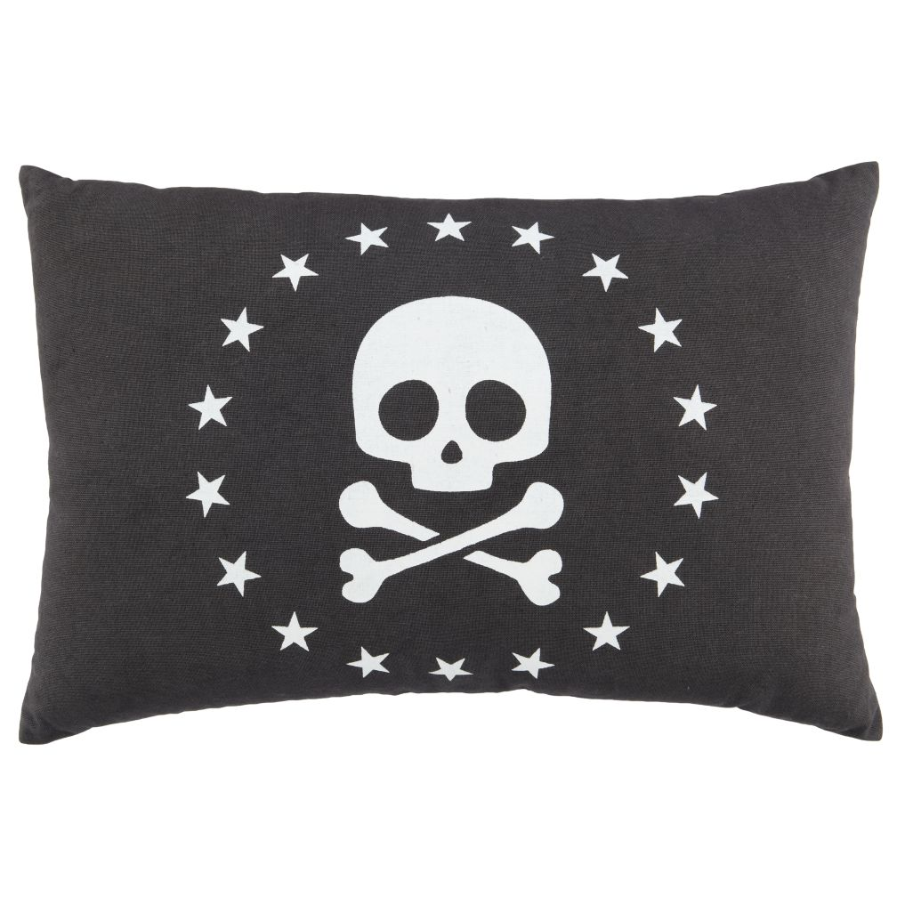 Yo Ho Pirate Throw Pillow