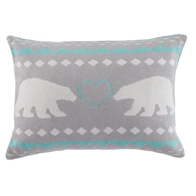 Polar Pillow Cover
