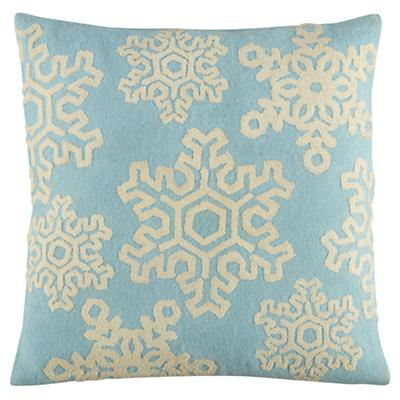 Fresh Powder Throw Pillow Set