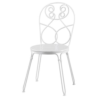 Looking Glass Play Chair (White)