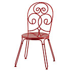 Raspberry Looking Glass Play Chair