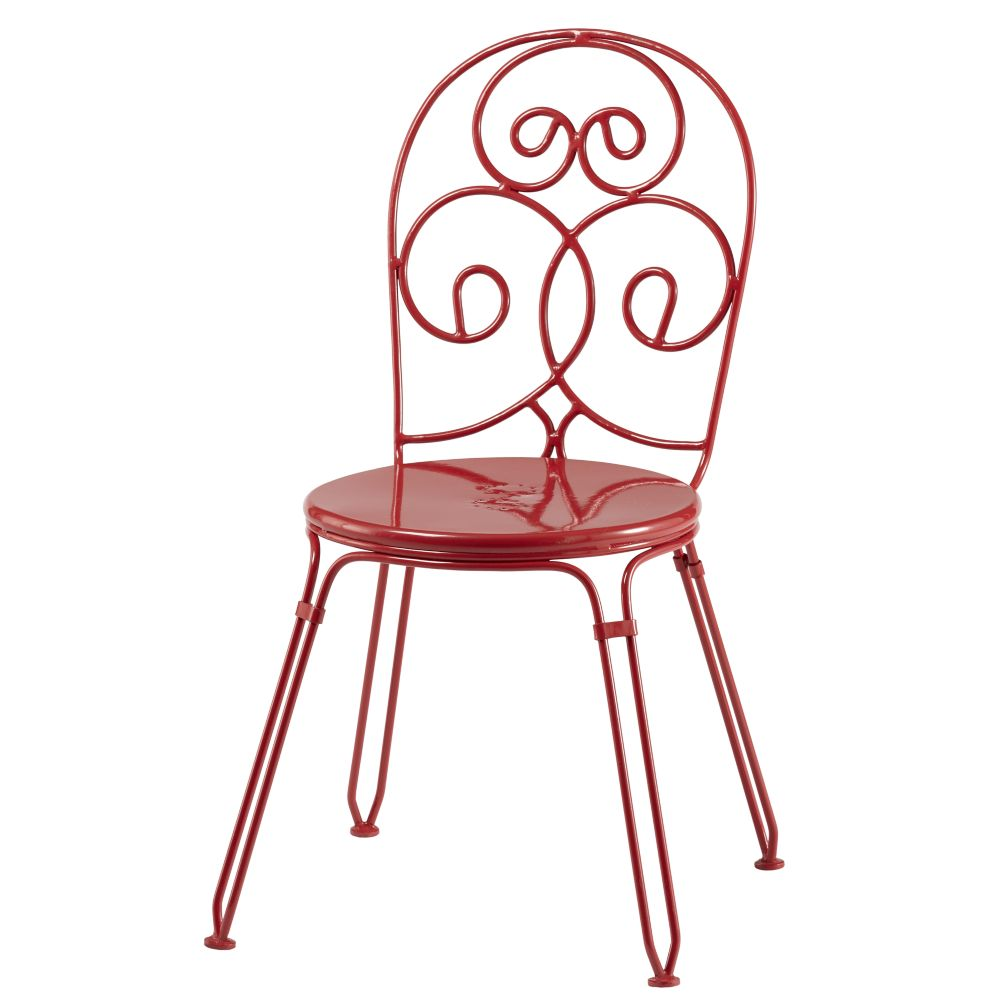 Looking Glass Play Chair (Raspberry)