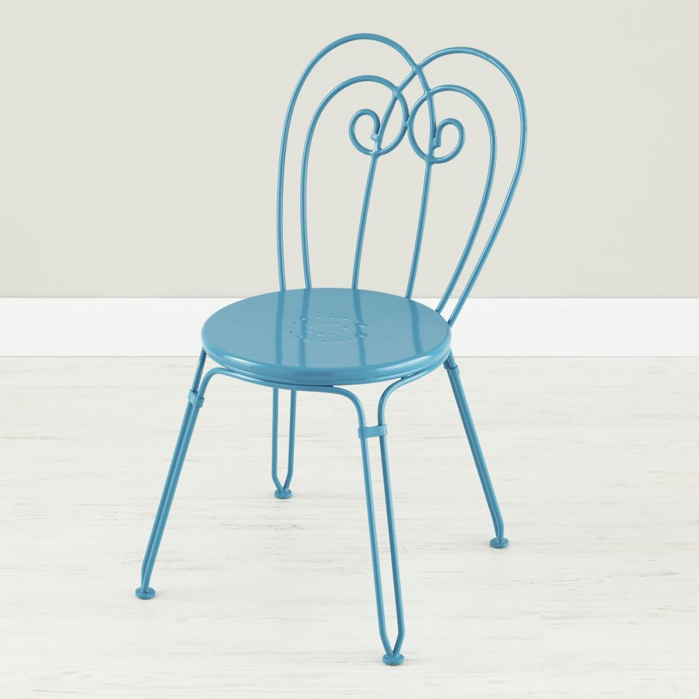 Looking Glass Play Chair (Turquoise)
