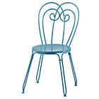 Turquoise Looking Glass Play Chair