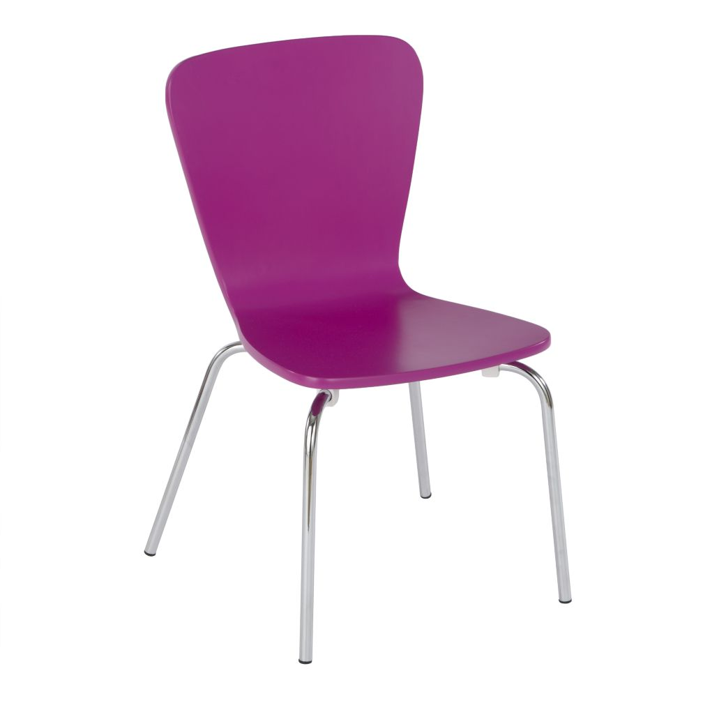 Little Felix Chair (Fuschia)
