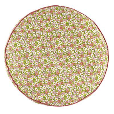 Floral Floor Cushion