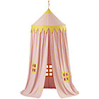 Pink Polka Dot Play Canopy