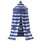Blue Stripe Play Canopy