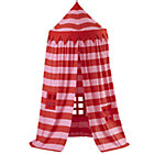 Pink Stripe Play Canopy