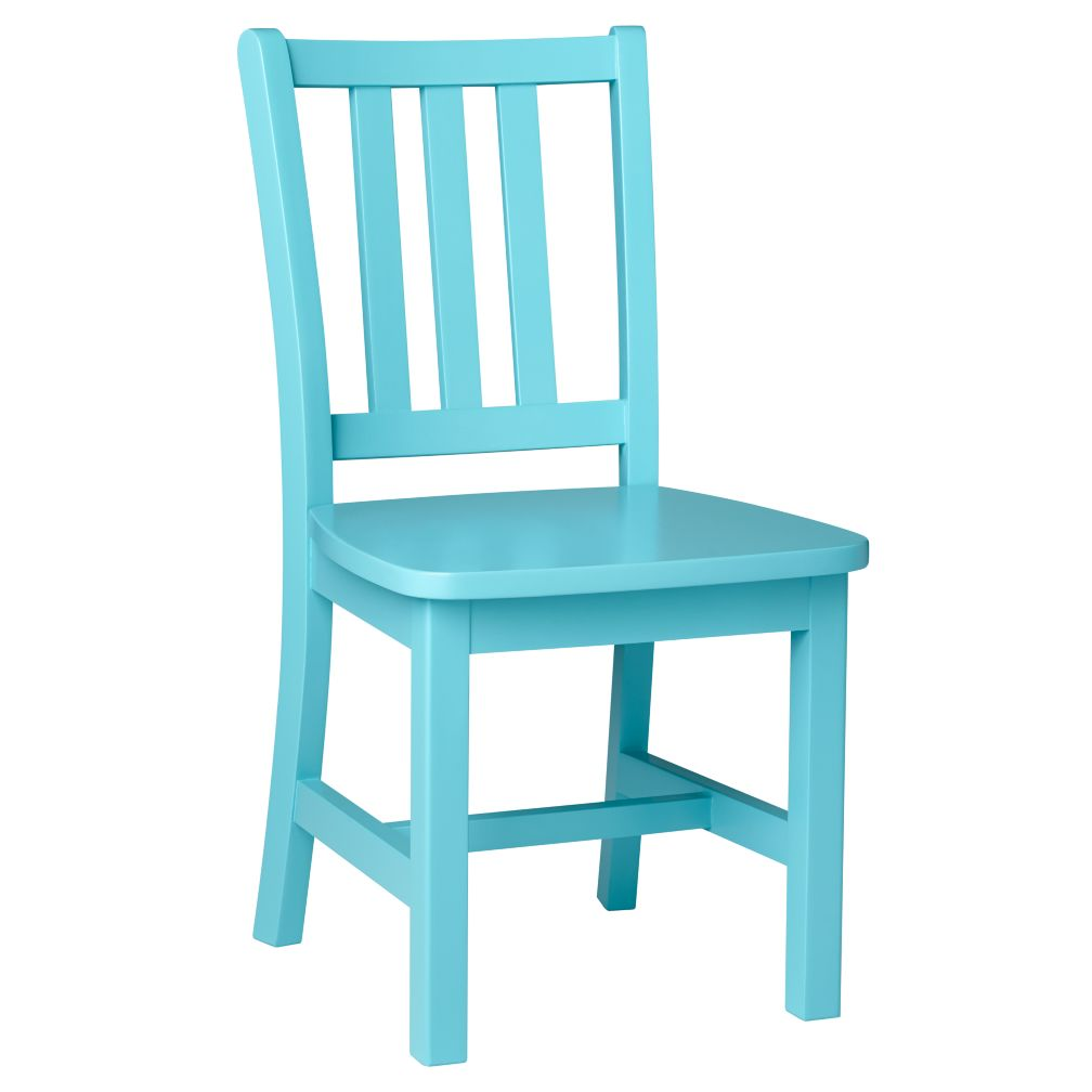 "Azure Parker Play Chair<br />Floor to Seat: 14"" H"