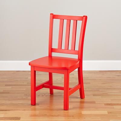 Parker Play Chair (Orange)