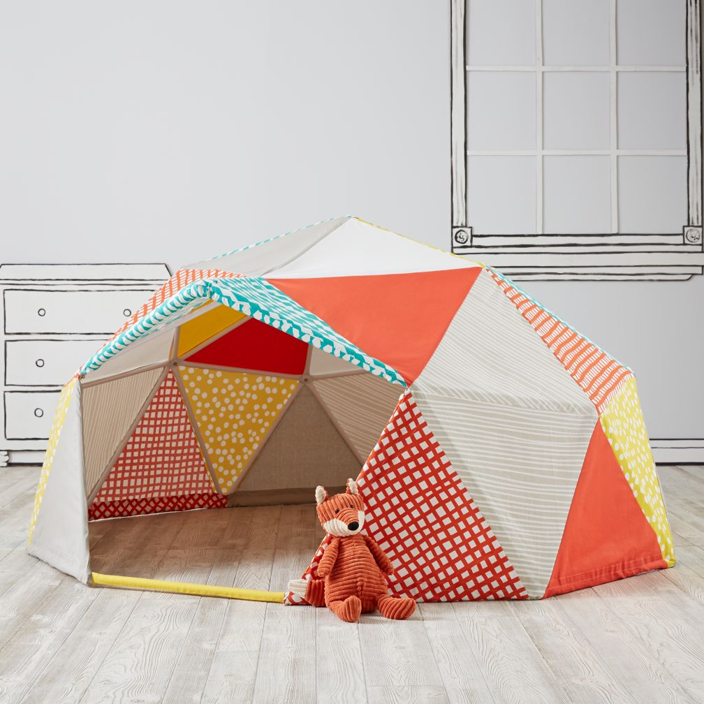 Geodesic Playhouse