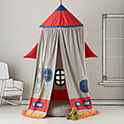 Rocket Ship Play Canopy