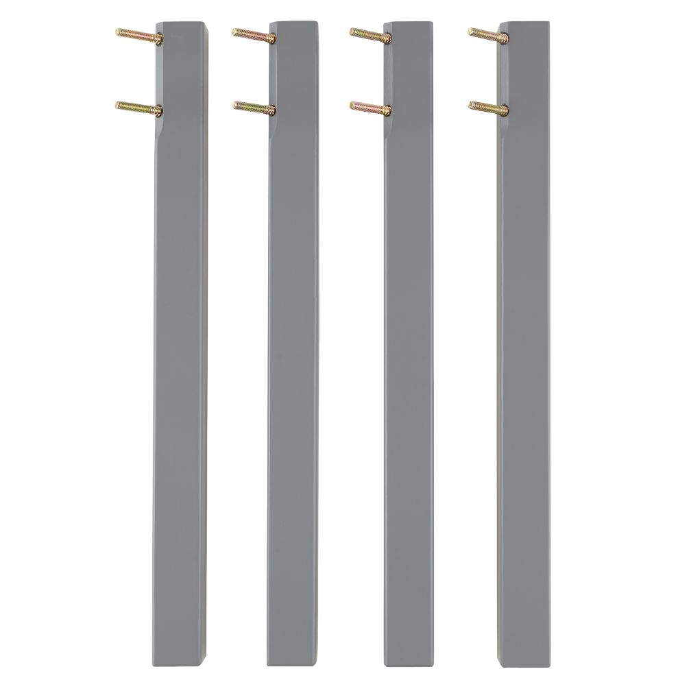 "23"" Extracurricular Play Table Legs (Grey)"