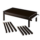 Java Complete Extracurricular Play Table SetIncludes 3 Sets of Legs, Paper Roller & Paper