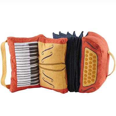 Plush Jamboree Accordian