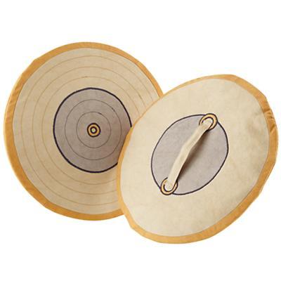 Plush Jamboree Cymbals