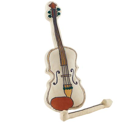 Plush Jamboree Fiddle (with Bow)