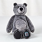 Bear Auguste Grey Plush Stuffed Animal