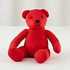 Red BFF Plush Bear