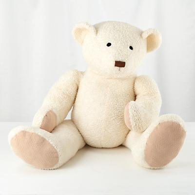 XL BFF Bear (Cream)