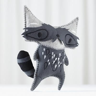 Johan the Raccoon