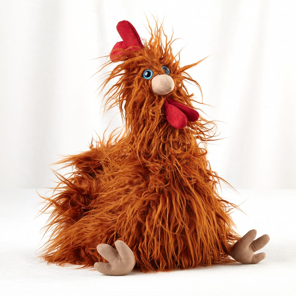 Fine Plush Friend (Rooster)