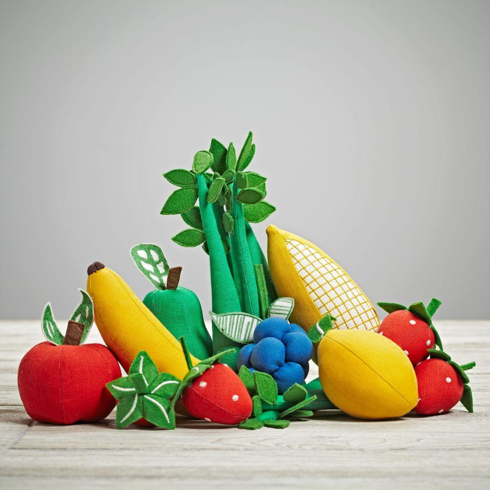 Fresh Picked Plush Produce