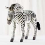 Plush Zebra