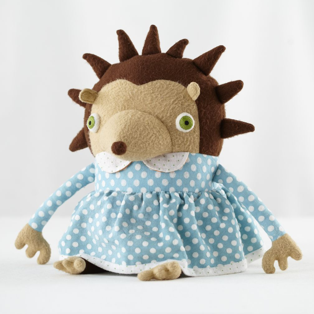 Hedgehog Mom Cotton Monster