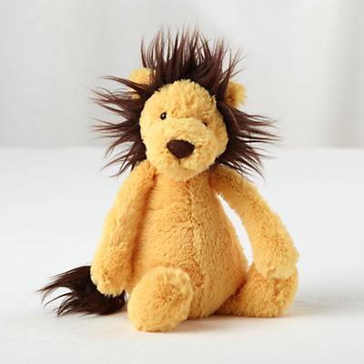 Small Bashful Lion