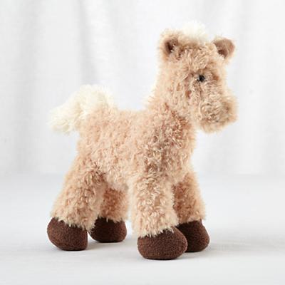 Medium Palomino Pony