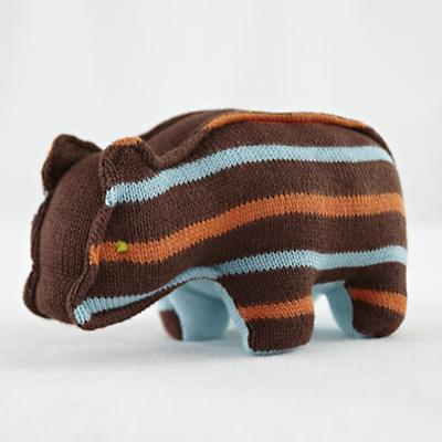The Knit Menagerie Bear