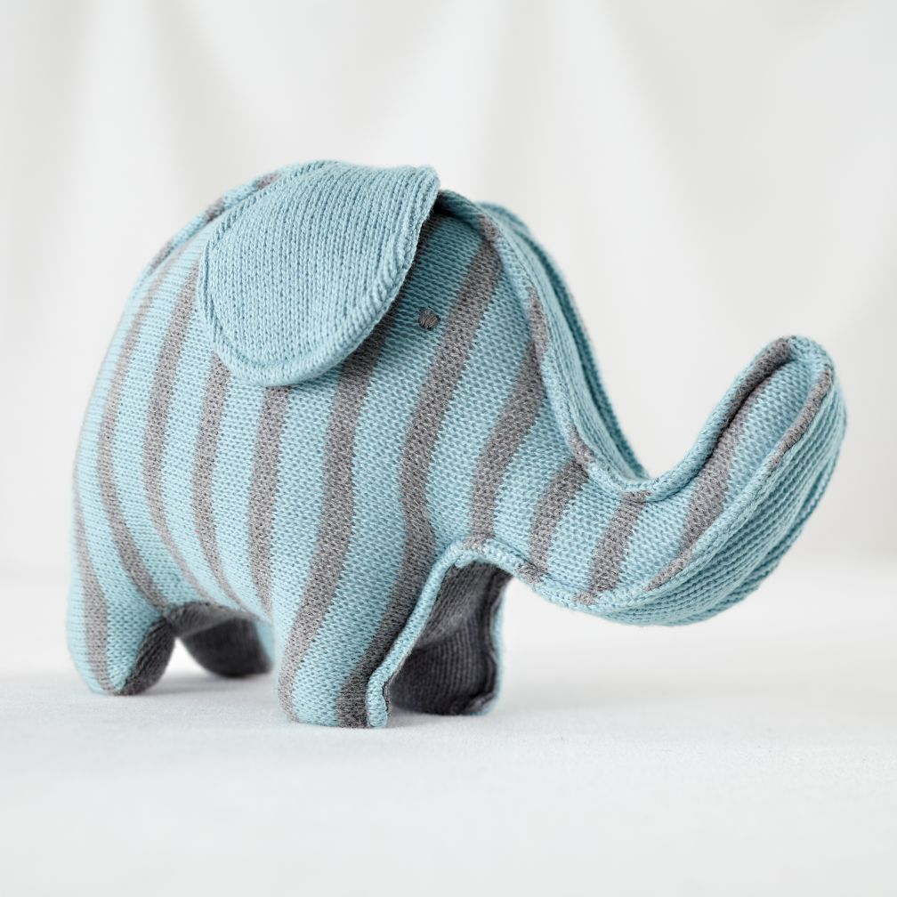 The Knit Menagerie (Elephant)